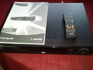 Philipps DVD player, excellent condition