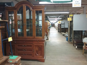 A 1000 booths to explore at One Of A Kind Antique Mall