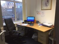 Town Centre Office available - 1400 square feet for