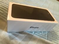 iPhone 7 Plus 256gb Black Sealed from Apple