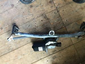Wiper motor assembly for mk4 Jetta golf