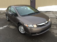 2009 HONDA CIVIC ** 72,000KM