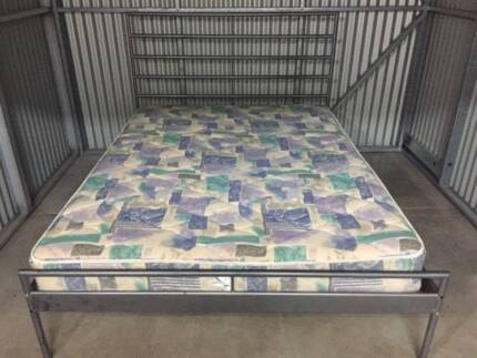 Colourful queen size mattress good condition can deliver Inala Brisbane South West Preview