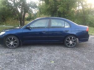 Honda Civic Manual 2004