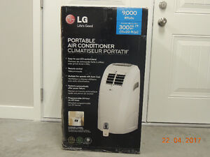 LG portable airconditioner