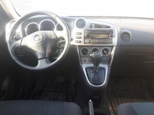 Toyota matrix 2006 automatique pour exportation