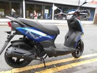 Brand new Sym Crox 125 5 year warranty choice of colours