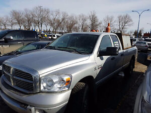 2008 Dodge Power Ram 3500 Laramie Pickup Truck