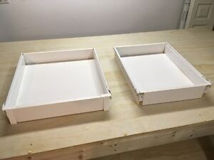 2 pre-made drawer assemblies Belleville Belleville Area image 1