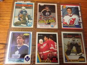 Hockey cards for sale.. Save $$ rookies mostly Great deals!!!
