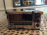 Dualit Mini Convection Oven 89200 1.3kW 250x360x420mm Roasting Kitchen