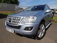 2009 Mercedes-Benz ML300 3.0TD CDI Blue F 7G-Tronic ( New Gen ) Sport - KMT Cars