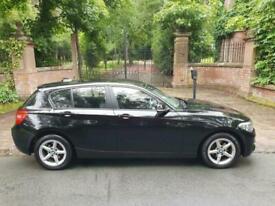 2015 NEW MODEL BMW 116 DIESEL SE 51,311 MILES EXCEPTIONAL EXAMPLE & ECONOMY