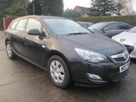 2012 12 Vauxhall Astra Estate1.7 CDTi EcoFlex ES Start Stop