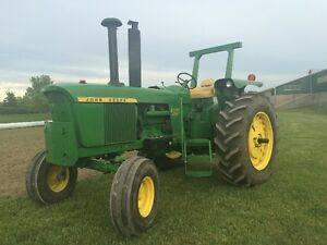 1971 John Deere Open Station Tractor For Sale