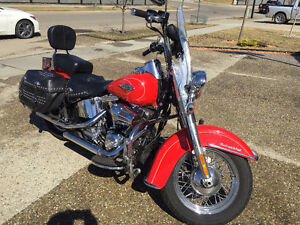 Harley Davidson FLSTC - Heritage Softail Classic