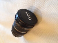 Canon EF-S 10-22mm Ultra Wide-Angle Zoom Lens