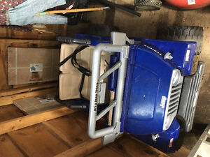 ELECTRIC JEEP FOR CHILDREN - MOVING/MUST SELL