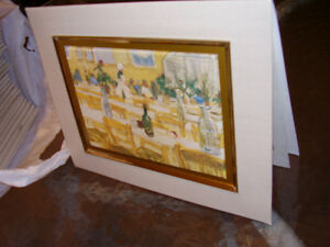 Post card with framed picture London Ontario image 2