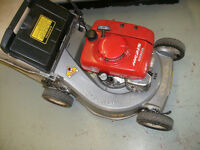 Used Honda Lawnmower HR215