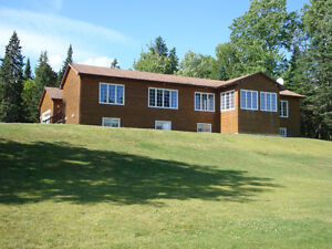 WATERFRONT Property in New Brunswick - PEACEFUL LIVING!!!