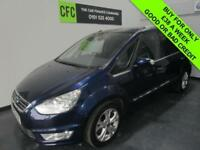 2012 Ford Galaxy 1.6TDCi Titanium X full leather trim BUY FOR £38 A WEEK finance