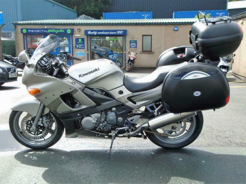 Kawasaki ZZR600 Recent Service - Low Miles  £2295 (53) Sports Tourer 16,950  mls | in Penrith, Cumbria | Gumtree