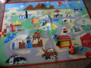 playmat with cars