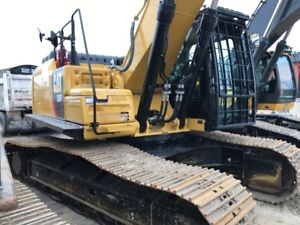2015 CAT 336 Excavator(s) for Rent with Thumb