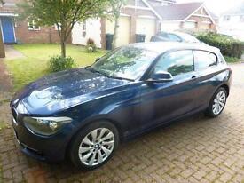 2013 BMW 1 Series 1.6 116i Sport Sports Hatch 3dr