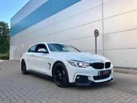 2014 14 BMW 428i M Sport Coupe WHITE + M Performace Kit