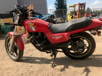 1982 HONDA FT500 ASCOT SINGLE PROJECT CAFE Edmonton Edmonton Area Preview