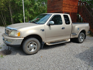 1998 ford f150 v8 automatic