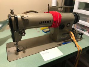 Juki Industrial Straight stitch sewing machine