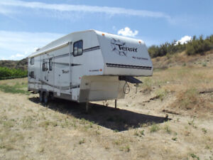 2006 29' TERRY FIFTH WHEEL