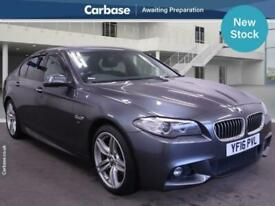 image for 2016 BMW 5 Series 520d [190] M Sport 4dr Step Auto SALOON Diesel Automatic
