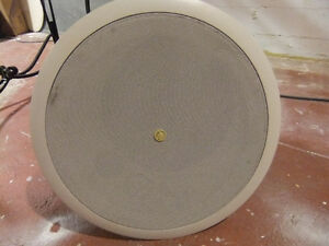 atlas sound fapsub in ceiling subwoofer  60 watt,