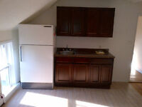 One Bedroom $660/ month...heat,lights, hot water included