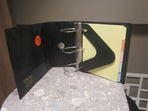 """NEW 5"""" D-RING BINDERS"""