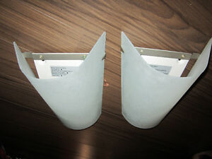Set of 2 Wall light fixtures