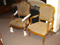 New, Solid Wood Chairs, Elegant design; Clearance price
