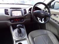KIA SPORTAGE KX-4 CRDI 2013 1995cc Diesel Automatic
