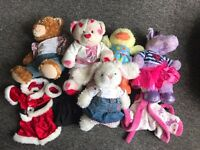 Large build a bear bundle