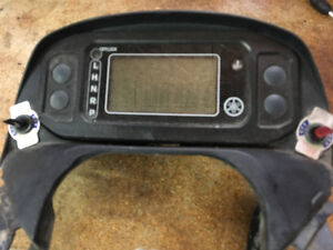 02-06 Grizzly cluster/dash/speedo  Works perfect