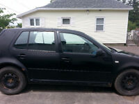 2000 Volkswagen Golf Hatchback 1.8T