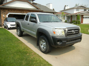 2009 Toyota Tacoma Access cab Pickup Truck