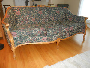 Gracious Old Couch and Chair. Peterborough Peterborough Area image 2