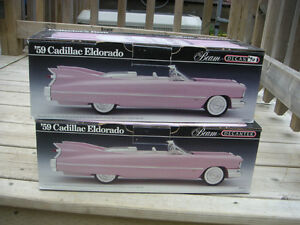 Jim Beam Car Decanters MINT IN BOXES  50+ cars Get One for Dad! Peterborough Peterborough Area image 2