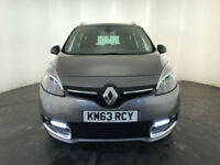 2013 63 RENAULT G SCENIC D-QUE TT DCI 7 SEATS 1 OWNER SERVICE HISTORY FINANCE PX