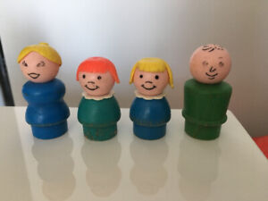 70'S FISHER PRICE PEOPLE